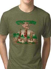 The Daily Grind Tri-blend T-Shirt