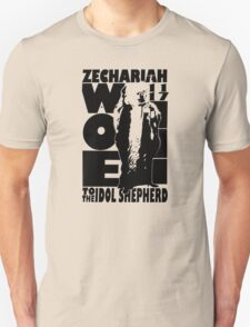 ZECHARIAH 11:17 - WOE TO THE IDOL SHEPHERD T-Shirt