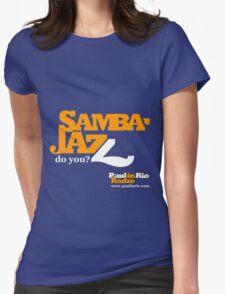 Samba Jazz from Paul in Rio Radio T-Shirt