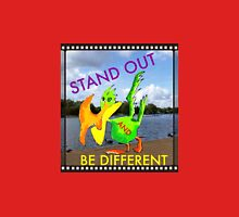 Stand out be different Unisex T-Shirt
