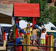 Playground 2 by Adrian Bud
