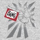 Toy Bang Hand with flag by Naf4d