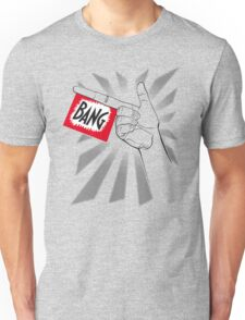 Toy Bang Hand with flag T-Shirt