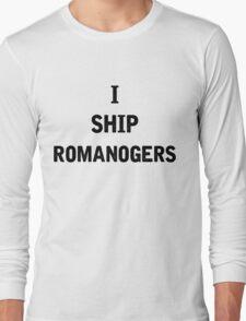 I Ship Romanogers Long Sleeve T-Shirt