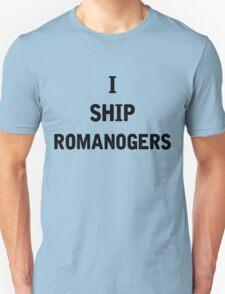 I Ship Romanogers Unisex T-Shirt