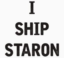 I Ship Staron by julia1798