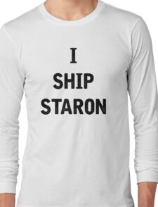 I Ship Staron Long Sleeve T-Shirt