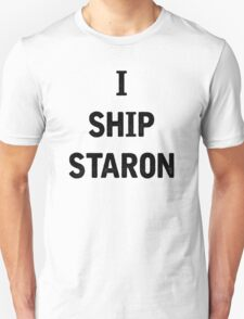 I Ship Staron T-Shirt