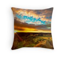 Pt Impossible - the carpark Throw Pillow