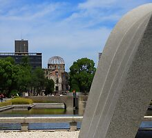 Hiroshima's Peace Monuments by K-Tak