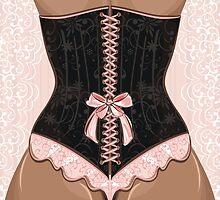 corset by torishaa