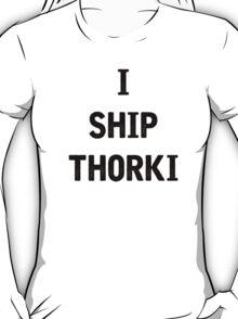 I Ship Thorki T-Shirt