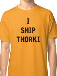 I Ship Thorki Classic T-Shirt