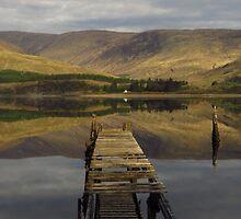 The Jetty, Loch Linnhe by wiggyofipswich