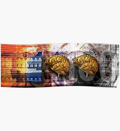 100 Brains Poster