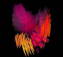 My Fractal Heart by Julie Everhart