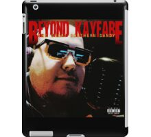 Beyond Kayfabe Podcast - The Great Southern Dandy iPad Case/Skin