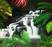 Waterfall Wilderness by taiche