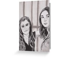 Beacon Hills Besties Greeting Card