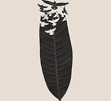 Last leaf by Budi Satria Kwan