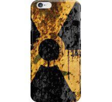 Stalker Radiation Symbol iPhone Case/Skin