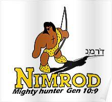 NIMROD - THE HUNTER Poster