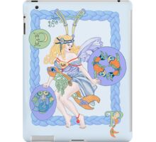 Celtic Pisces  iPad Case/Skin