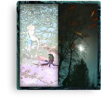 """MeditationDuetto"" Canvas Print"