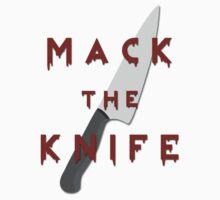 Mack the Knife Kids Tee