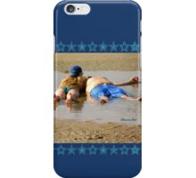 Life's a Beach ~ Relax and Enjoy It iPhone Case/Skin