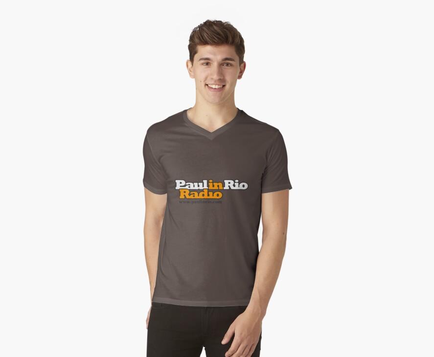 Paul in Rio Radio Logo by paulinrio