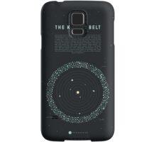 The Kuiper belt Samsung Galaxy Case/Skin