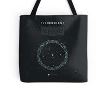 The Kuiper belt Tote Bag