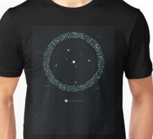 The Kuiper belt Unisex T-Shirt