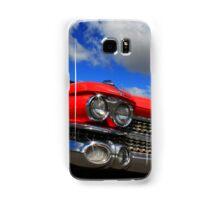 Red Caddy Samsung Galaxy Case/Skin