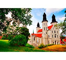 Saint Mary's Cathedral Photographic Print
