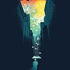 I want My Blue Sky by Budi Satria Kwan