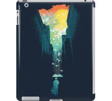I want My Blue Sky iPad Case/Skin