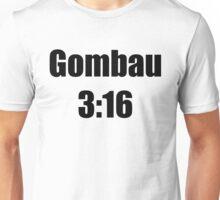 Gombau 3:16 Red/White Unisex T-Shirt