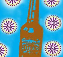 Queer Beer by Alexandre Rezende