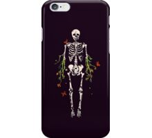 Dead is dead iPhone Case/Skin