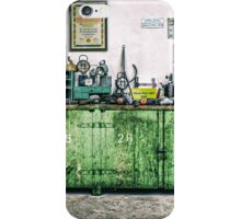 The Workbench iPhone Case/Skin