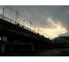Odessa - Vanilla Sky In The Port Photographic Print