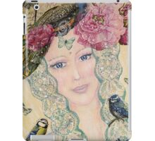 nature spirit -close up iPad Case/Skin