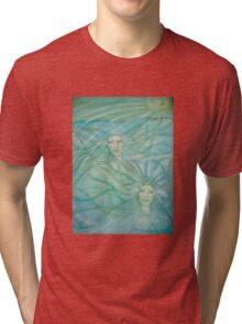 Healing water spirits Tri-blend T-Shirt