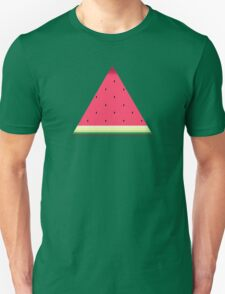 Watermelon // Graphic Fruit Pattern Unisex T-Shirt