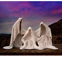 The Last Supper, detail. Photographic Print