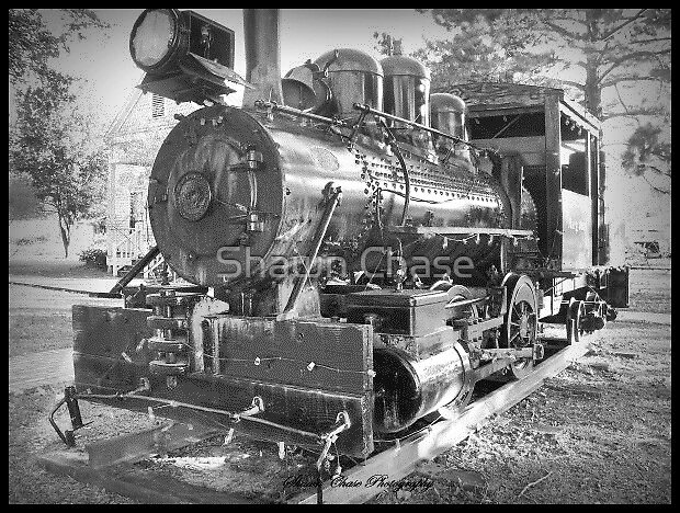 Mary Jane Locomotive in Opelousas by Shawn Chase