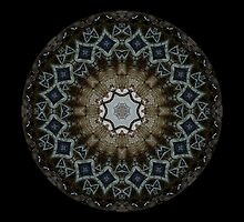 The Greylander Mandala Tapestries IV by owlspook