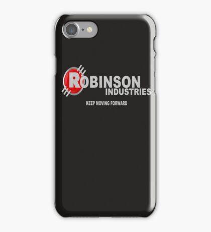 Robinson industries iPhone Case/Skin